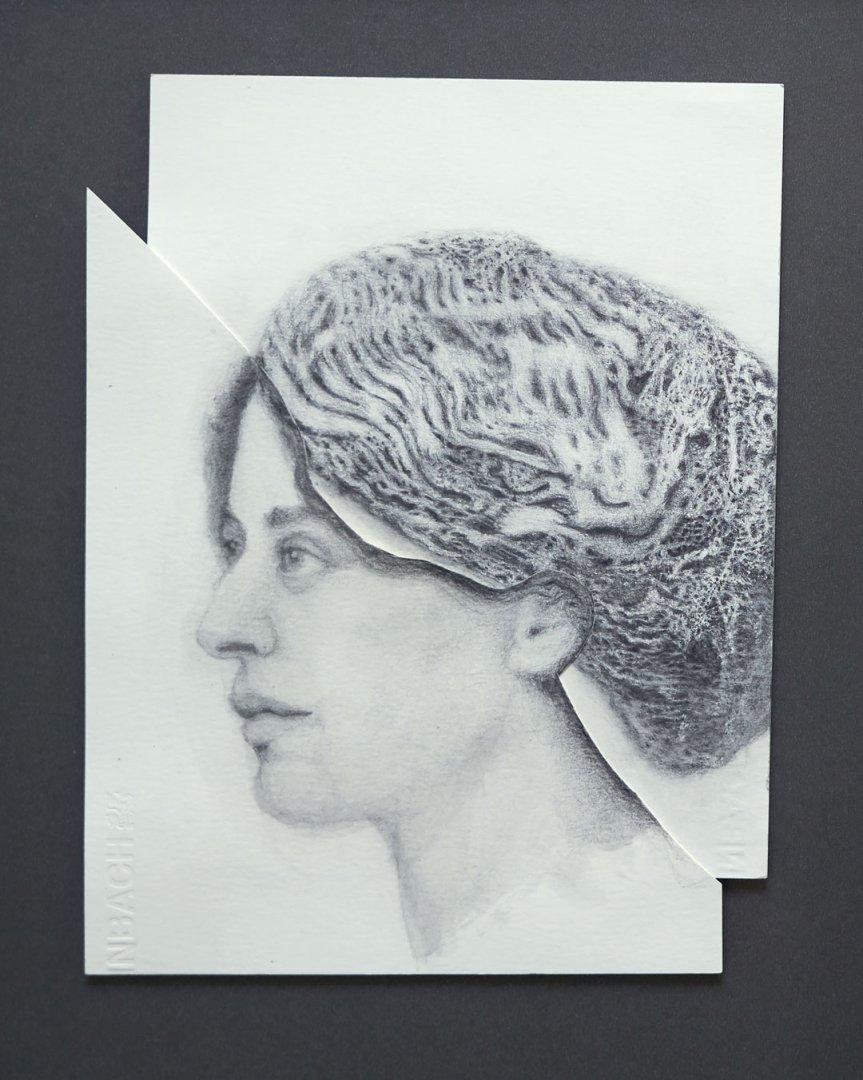 Wabi-Sabi Portrait, 2017 and 2018