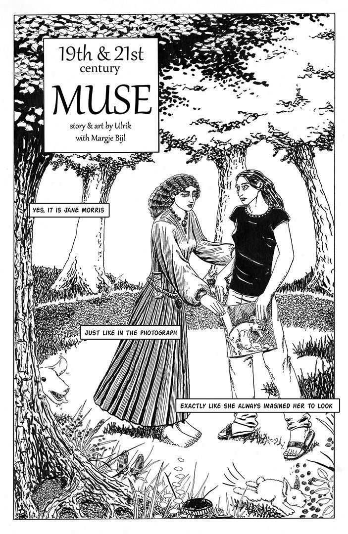 A Muse Unburdened