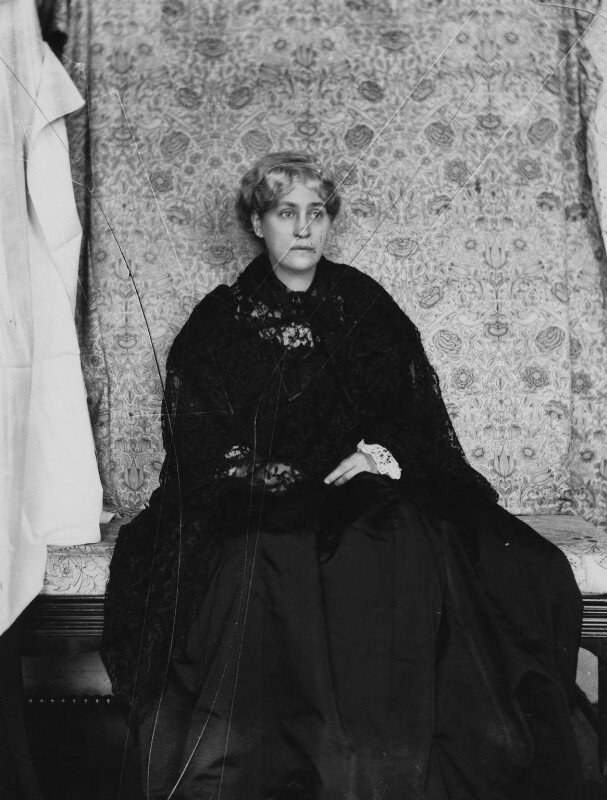 Jane Morris (née Burden)