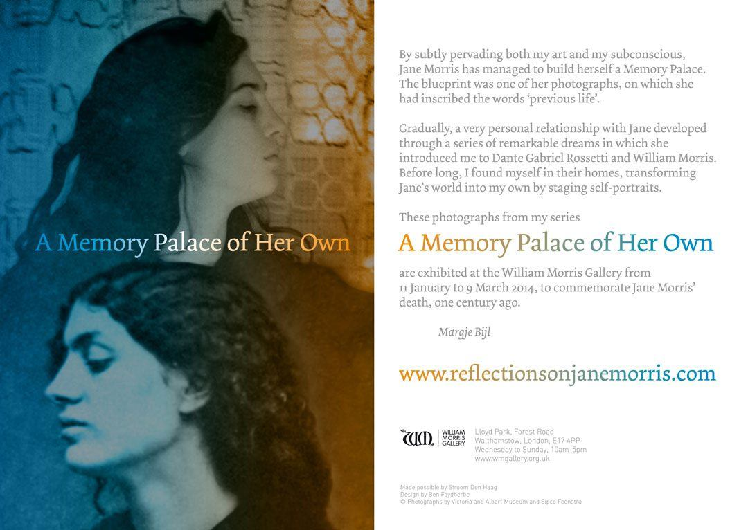 A Memory Palace of Her Own