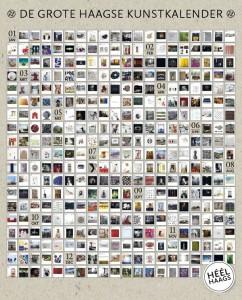 Grote Haagse Kunstkalender, Big Dutch Art Calendar, 2012