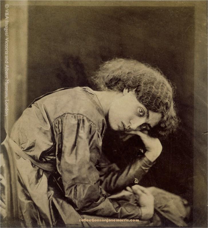 Jane Morris, John Robert Parsons, Rossetti