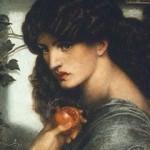 Proserpina, Rossetti, Jane Morris