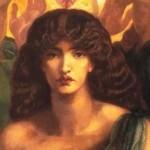 Astarte Syriaca, Rossetti, Jane Morris