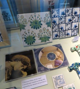 Limited Edition CD at the William Morris Gallery